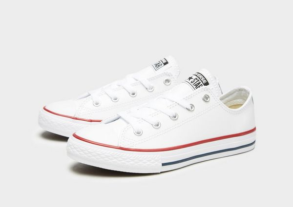 f1d2b12d9918 Converse All Star Ox Leather Children