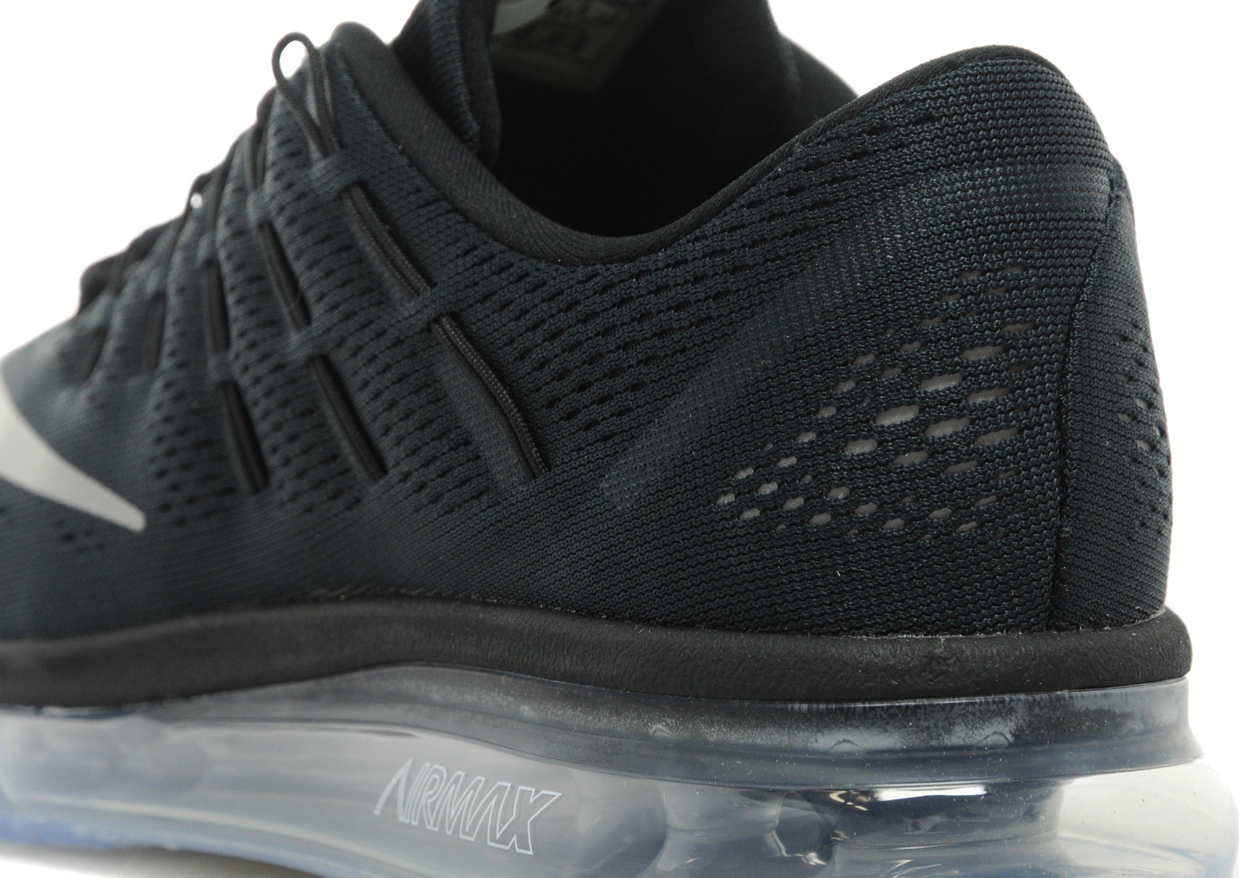 Nike Air Max 2016 Black Womens