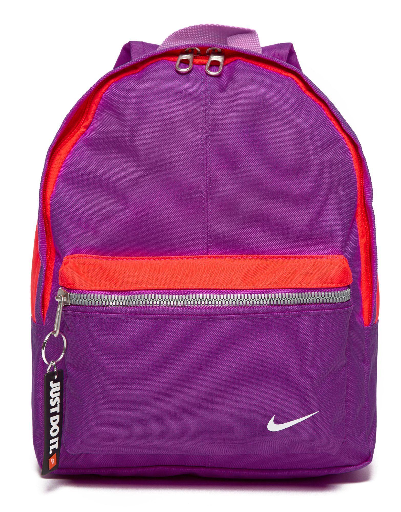 nike just do it mini backpack jd sports