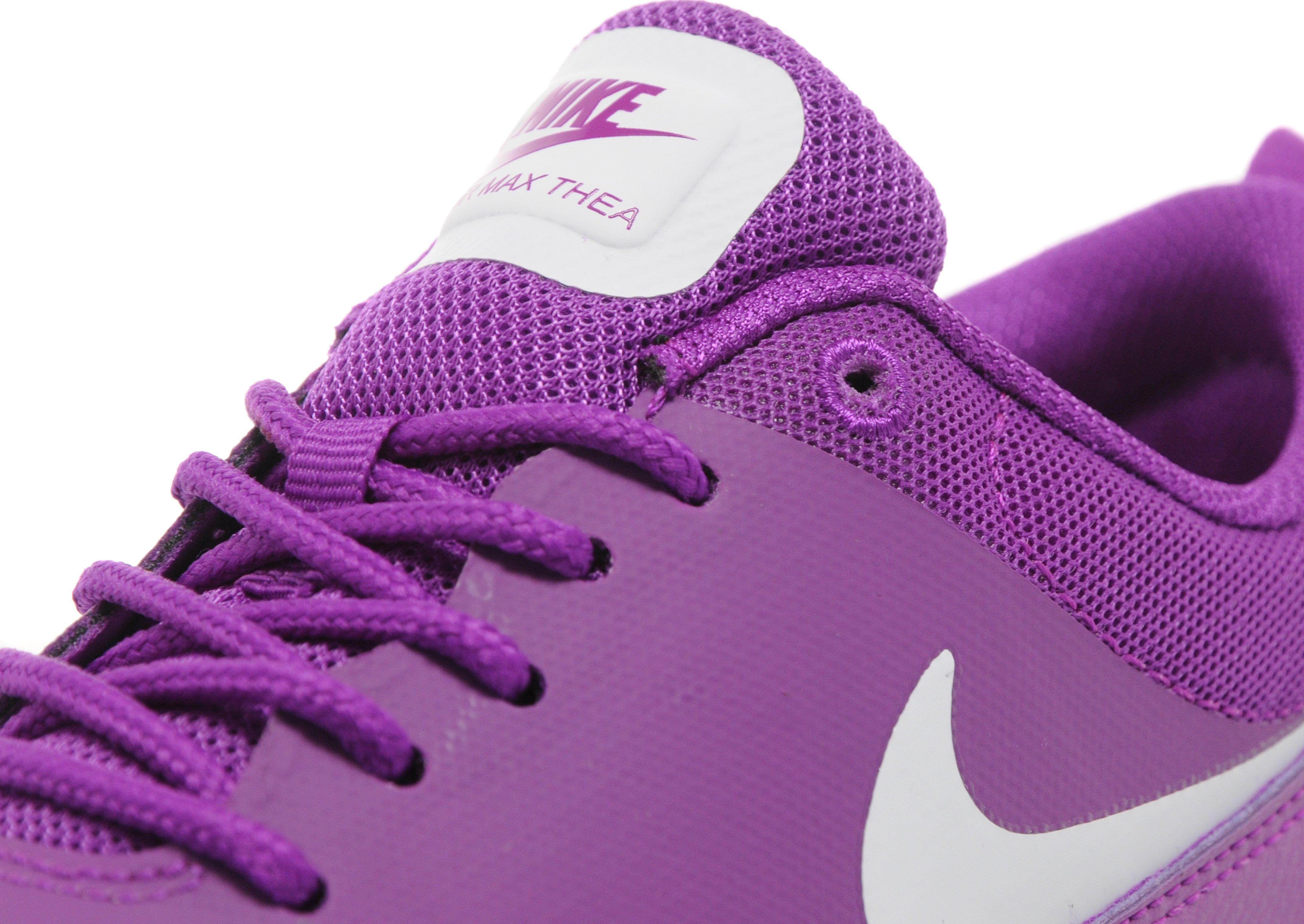 Nike Air Max Thea Womens Purple