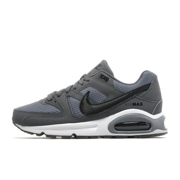 online store 460ed 8b049 ... Nike Air Max Command Junior ... Cliquez pour zoomer Chaussures Nike Air  Max Command Junior Noir Et Rose vue extérieure .