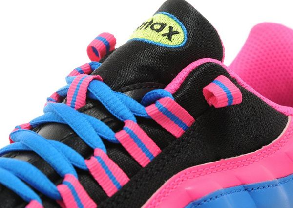 8f68592fb4 ... Pink Oxford Smokey Blue Nike Air Max 95 Junior ...