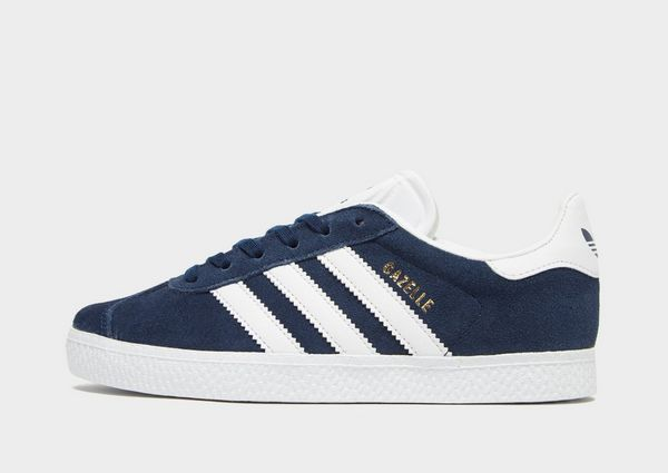 timeless design 511cf d0de8 adidas Originals Gazelle II Junior  JD Sports