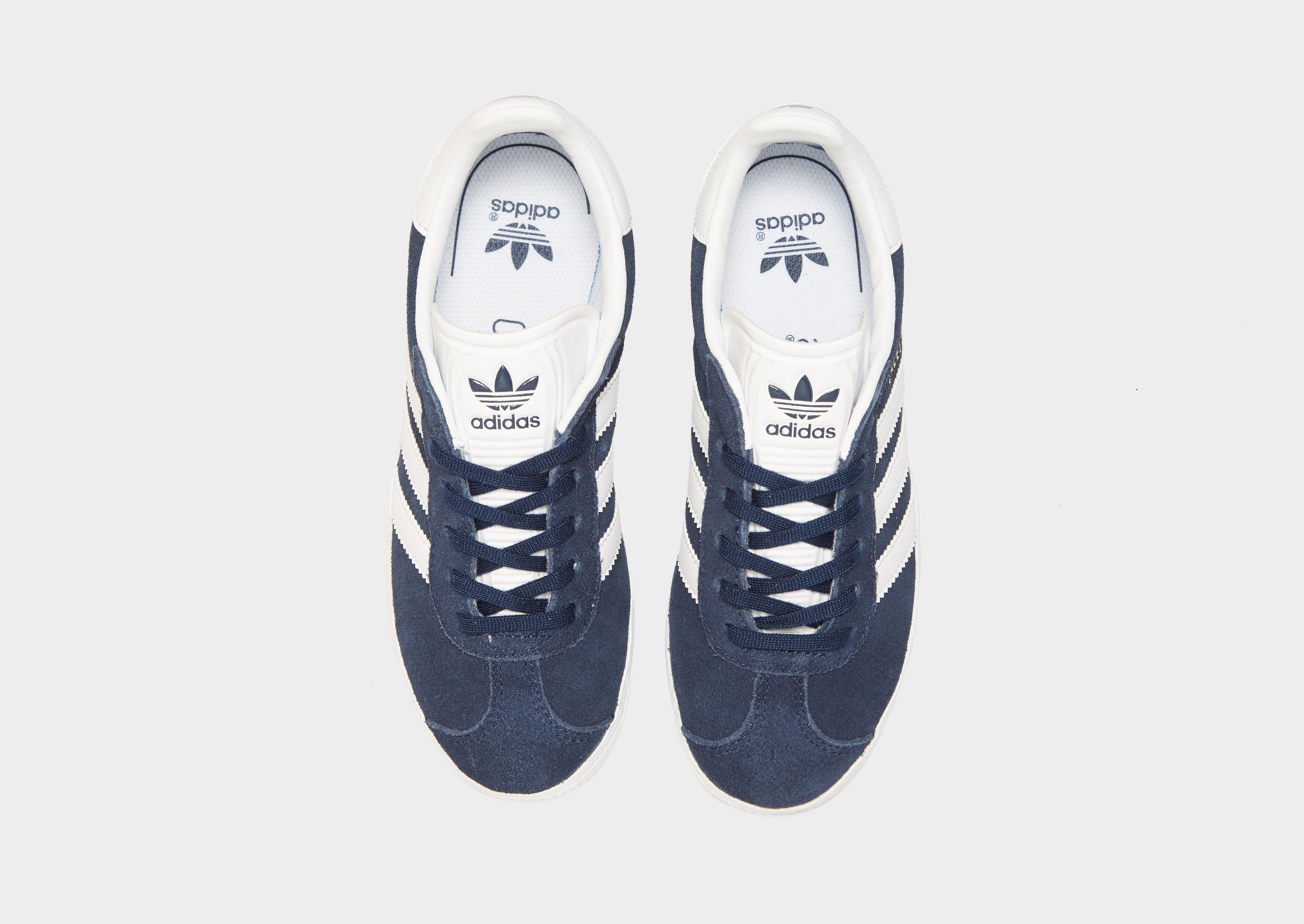 acheter populaire 23849 7d9e8 Réduction authentique adidas gazelle noir junior Baskets ...