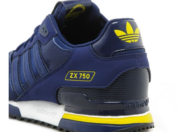 adidas zx 750 navy yellow van