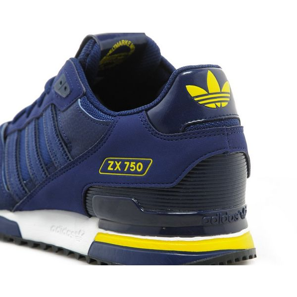 new concept e3f65 bccd4 sale adidas zx 750 blue yellow black trainers mens 2d0a8 26103  ireland  adidas originals zx 750 . cce24 0917d