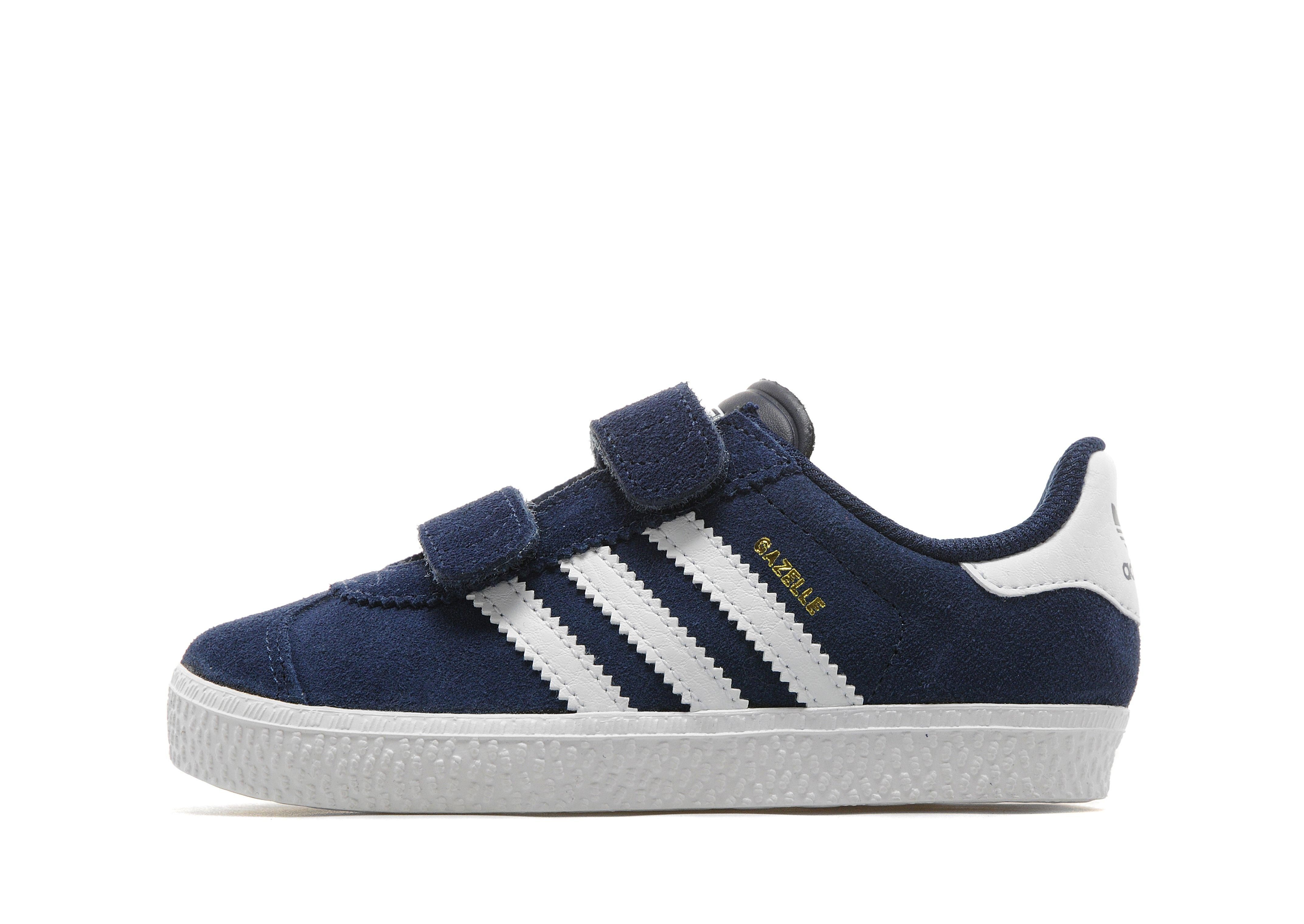 Adidas Originals Gazelle Ii Mens Trainers - Green/White