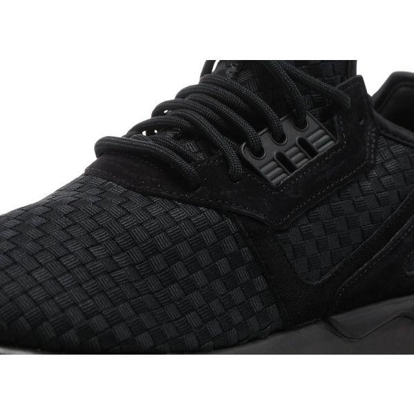 Adidas Tubular Black Woven