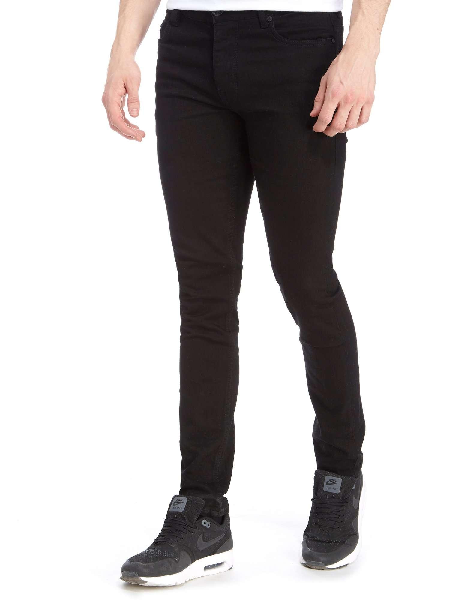 nanny state oliver skinny jeans jd sports. Black Bedroom Furniture Sets. Home Design Ideas