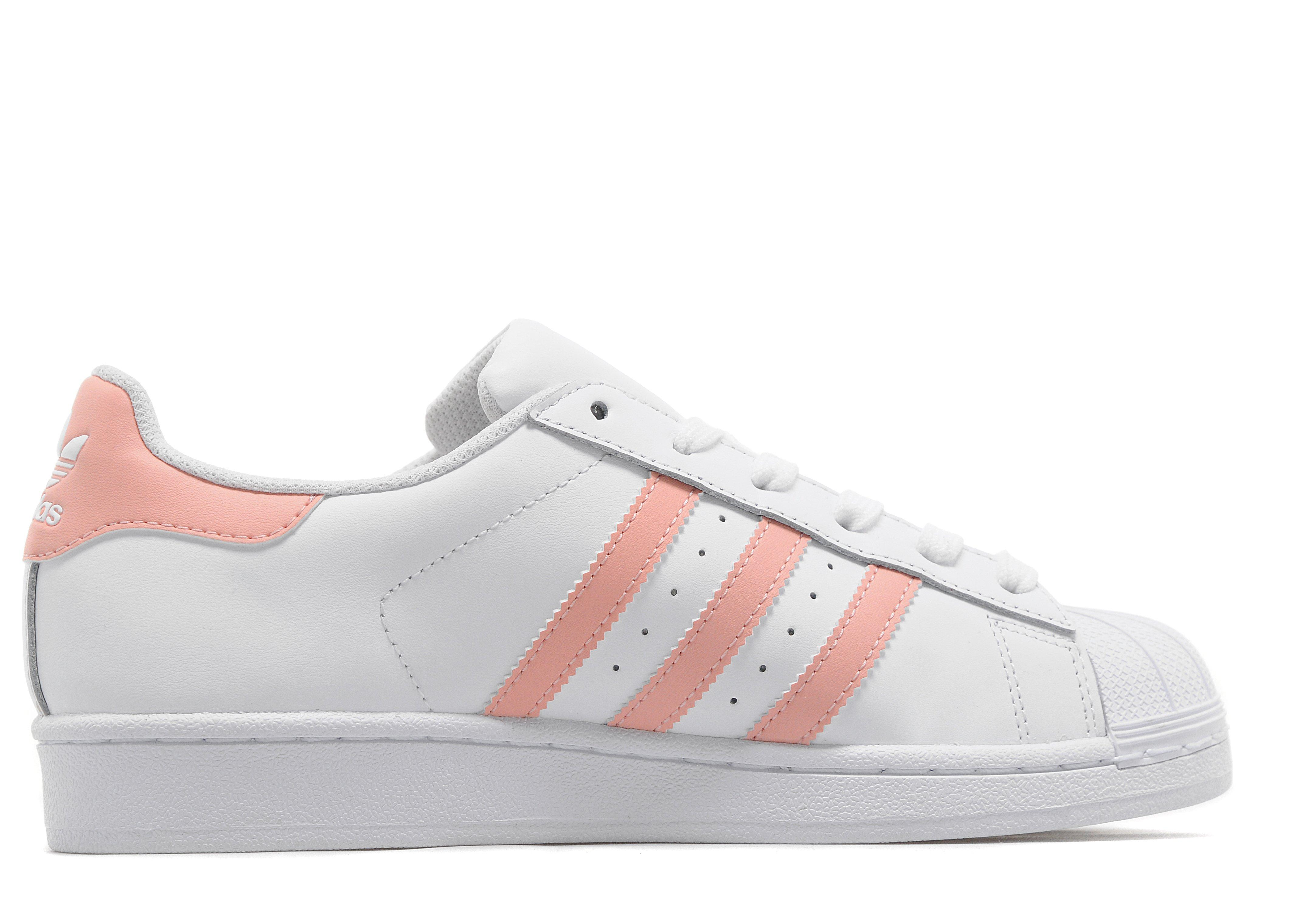 953412f6b84 ADIDAS SUPERSTAR PEACH COLOR on The Hunt