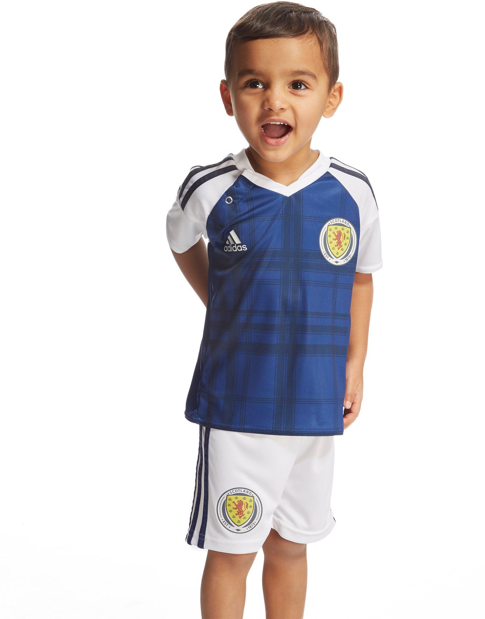 adidas scotland 2016 home kit infant jd sports
