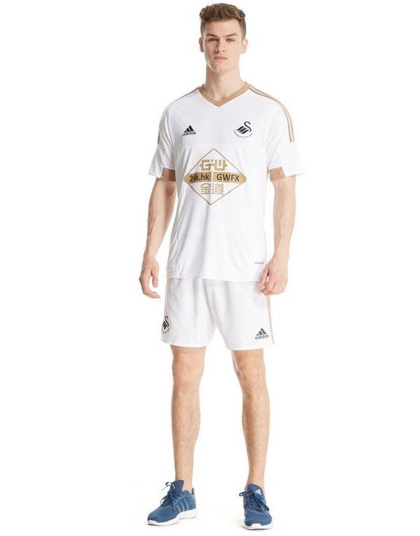 adidas Swansea City AFC 2015 Home Shorts