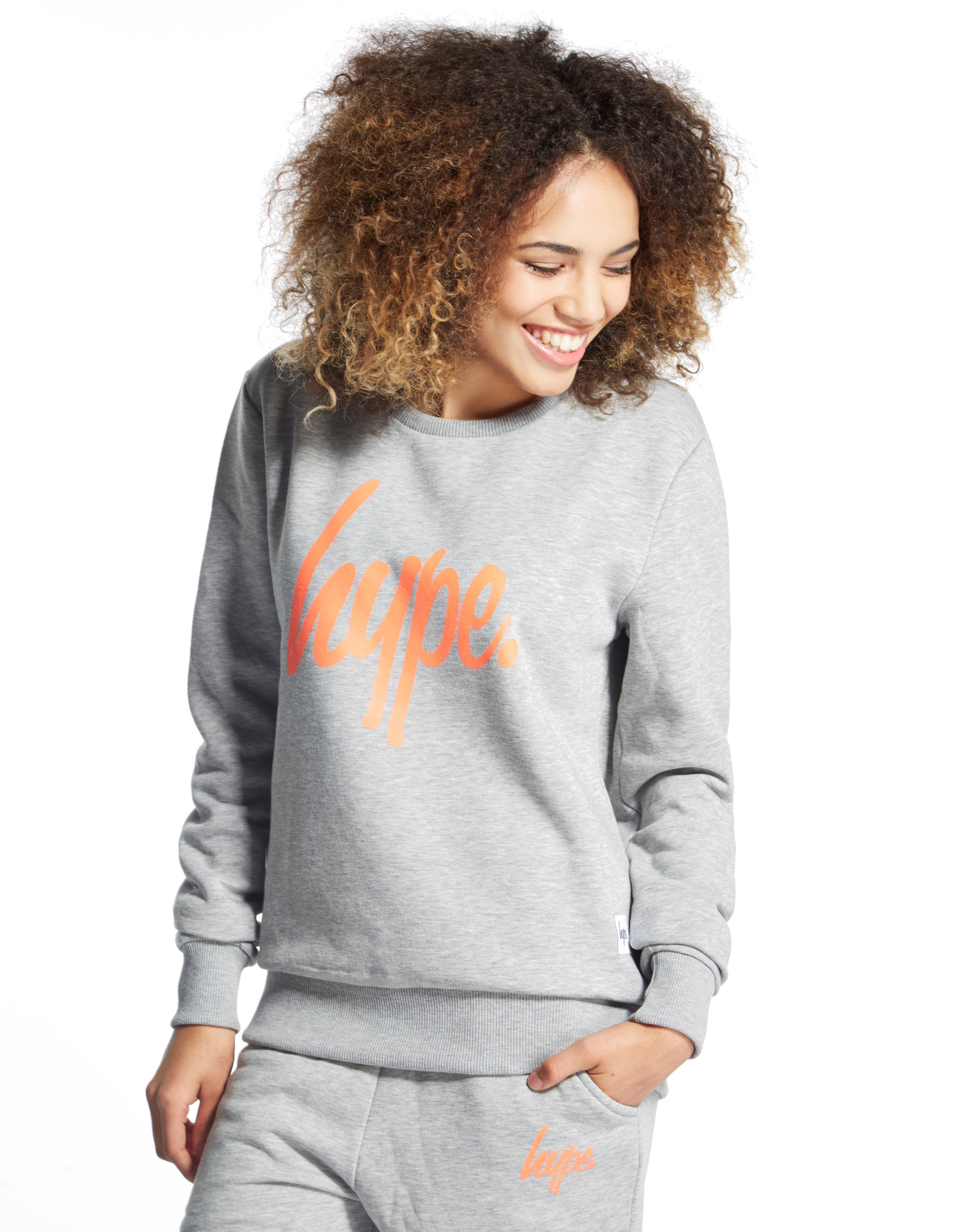 Hype Script Sweatshirt