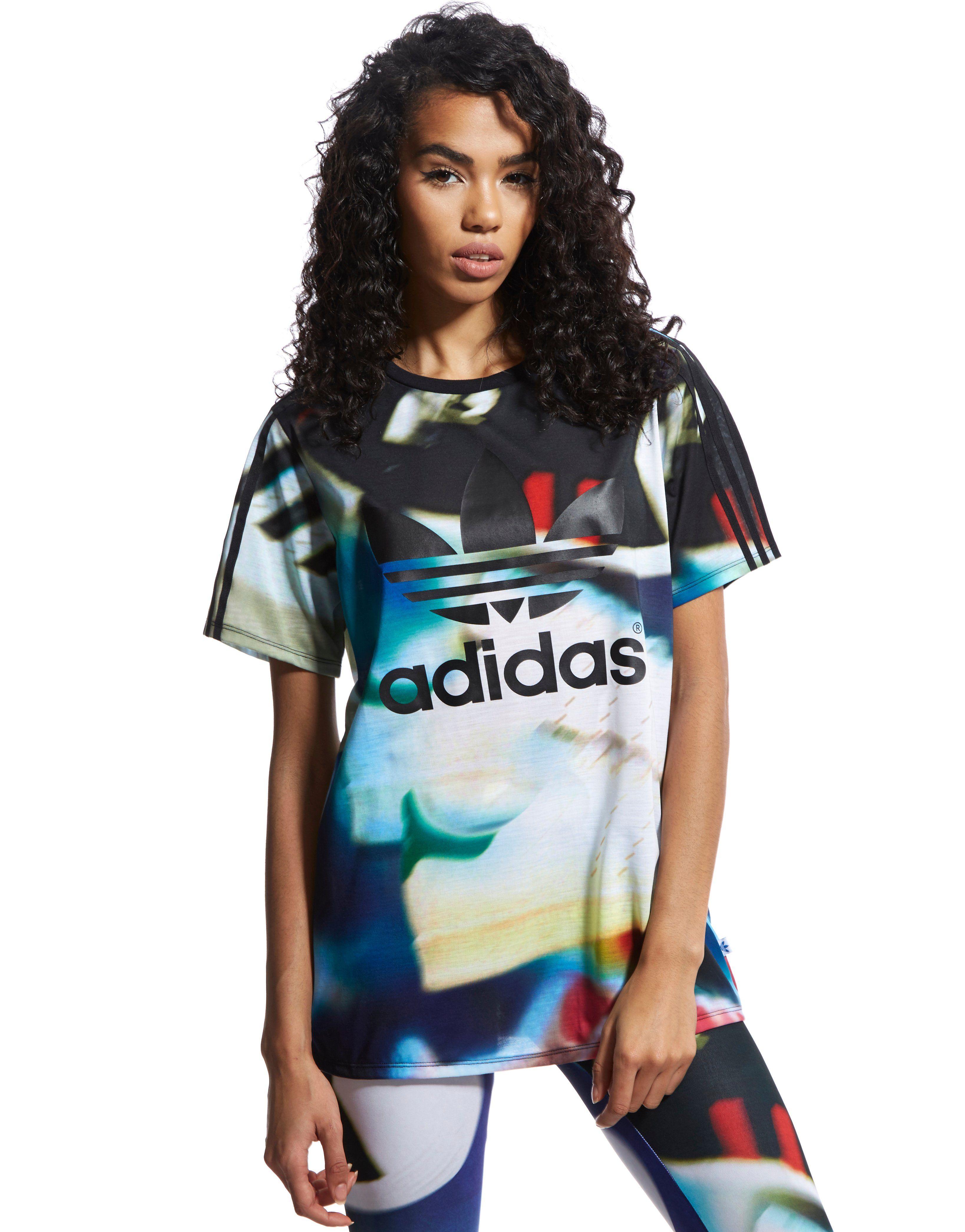 adidas Originals Shoe Chaos Oversize T-Shirt