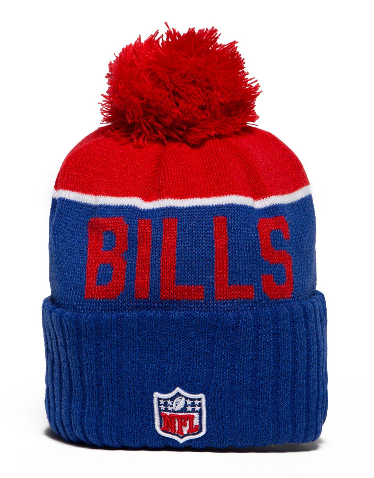 New Era NFL Buffalo Bills Beanie Hat