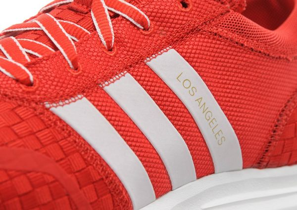 Los Angeles Adidas Red