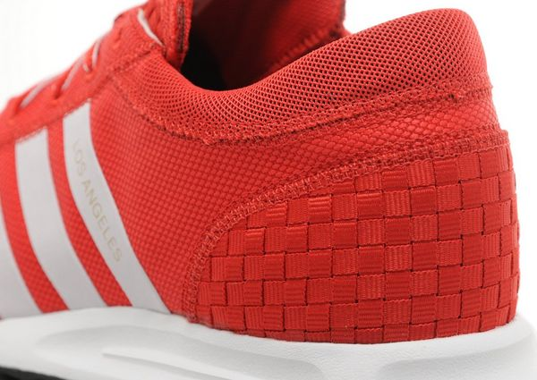 Adidas Los Angeles Red