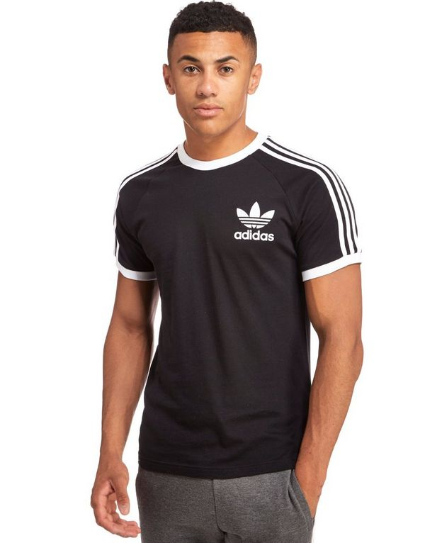 t-shirt adidas california noir