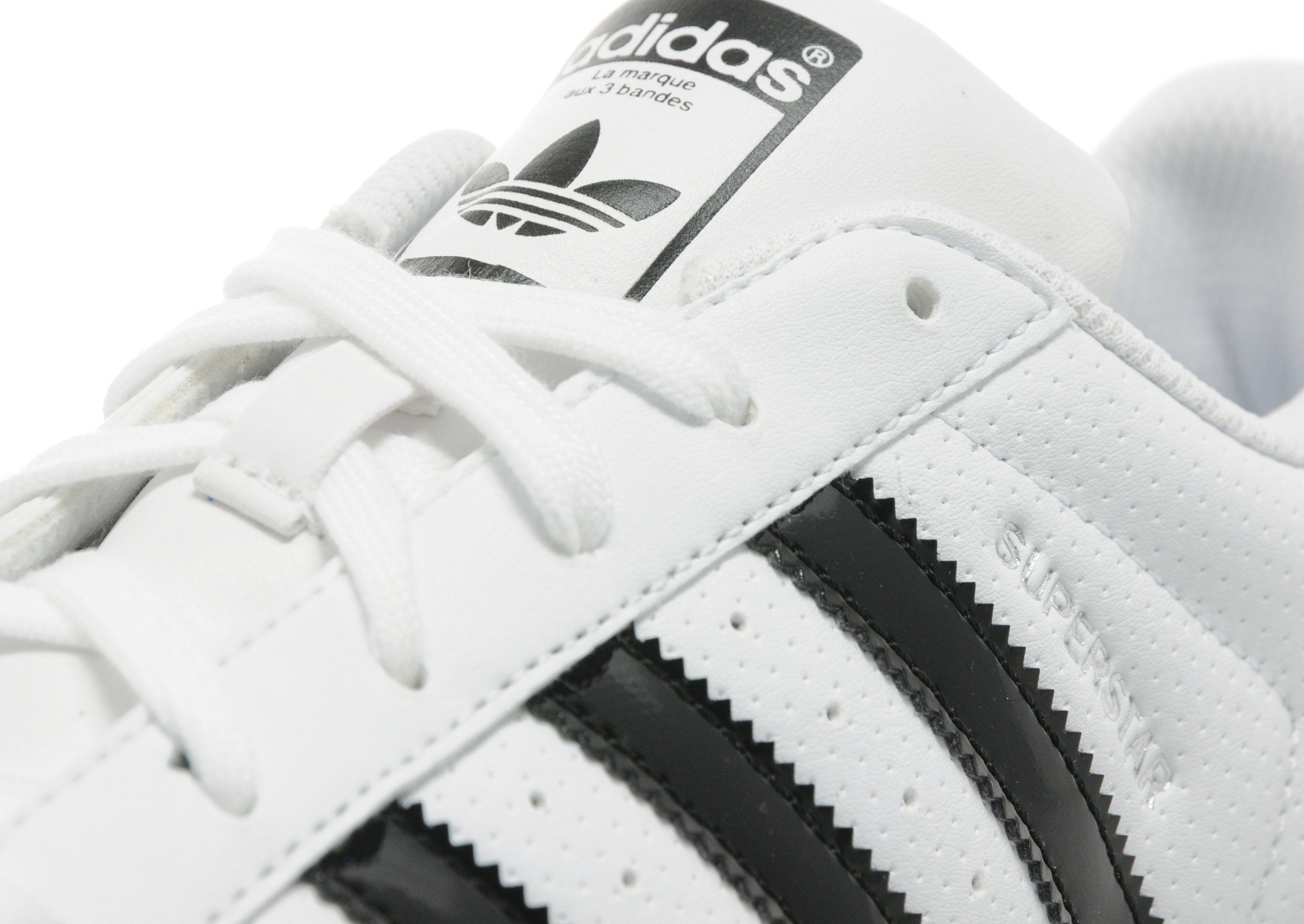 Adidas superstar jd unito formatori.