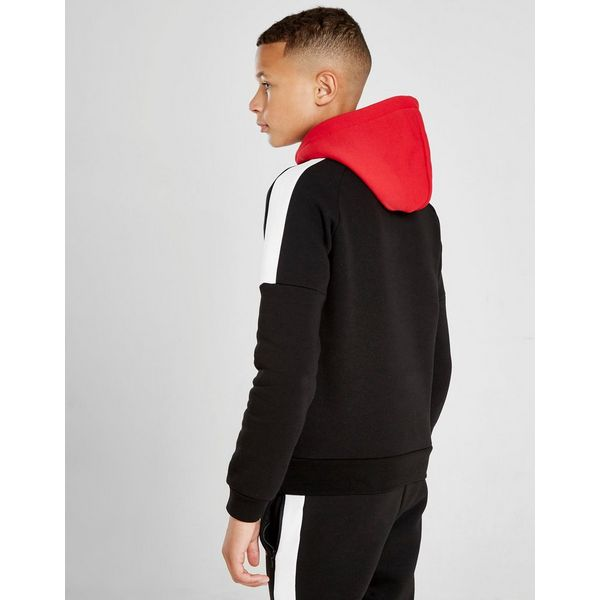 Rascal Neman Colour Block Fleece Hoodie Junior