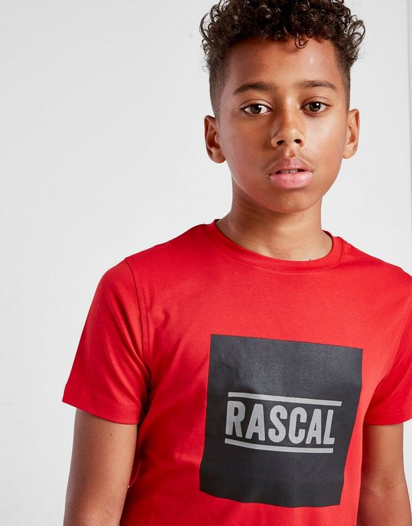 Rascal Valencia Logo T-Shirt Junior