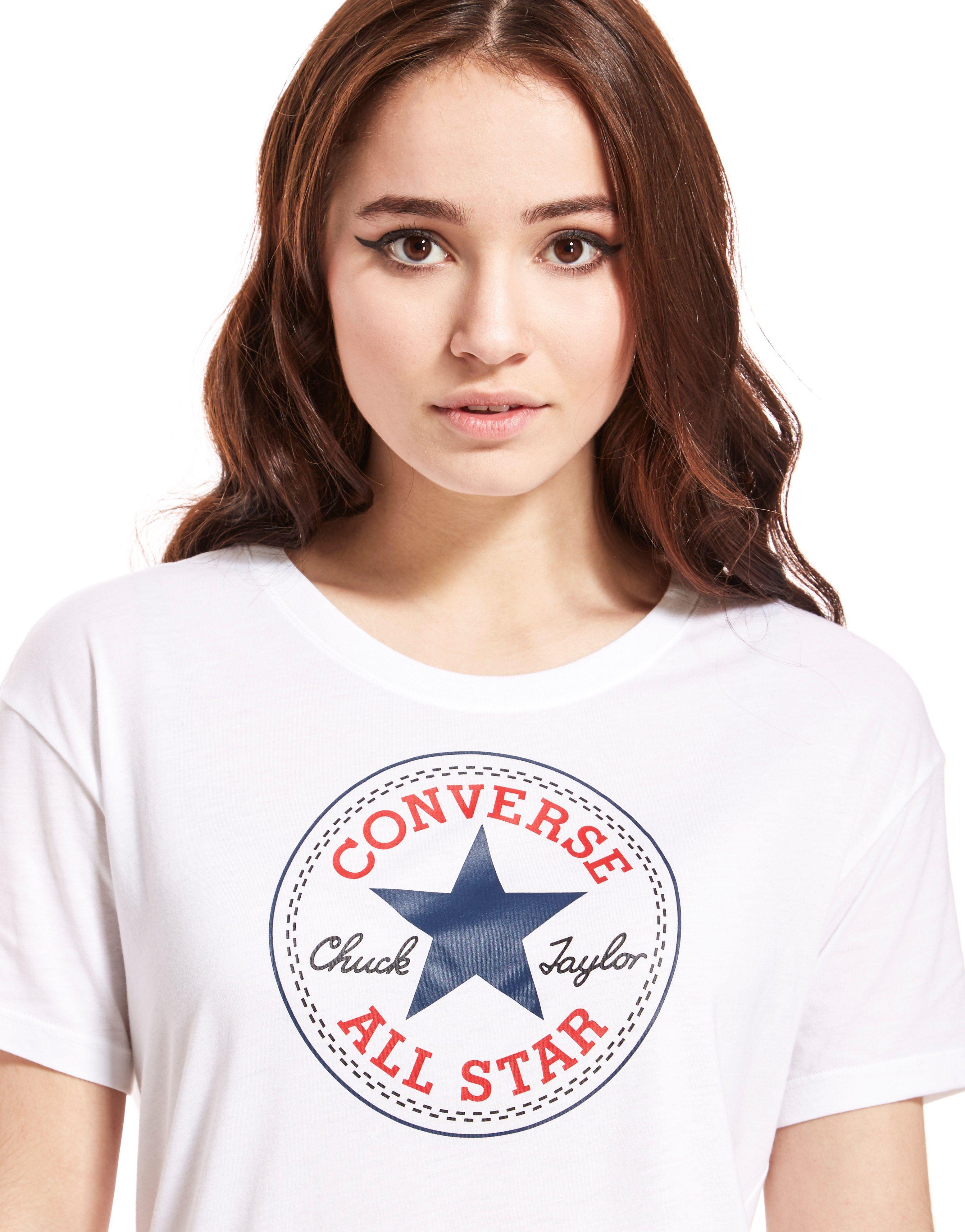 Converse Chuck Oversized T-Shirt