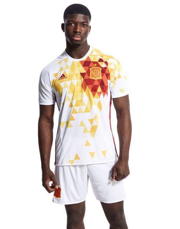 adidas Spain 2016 Away Shorts