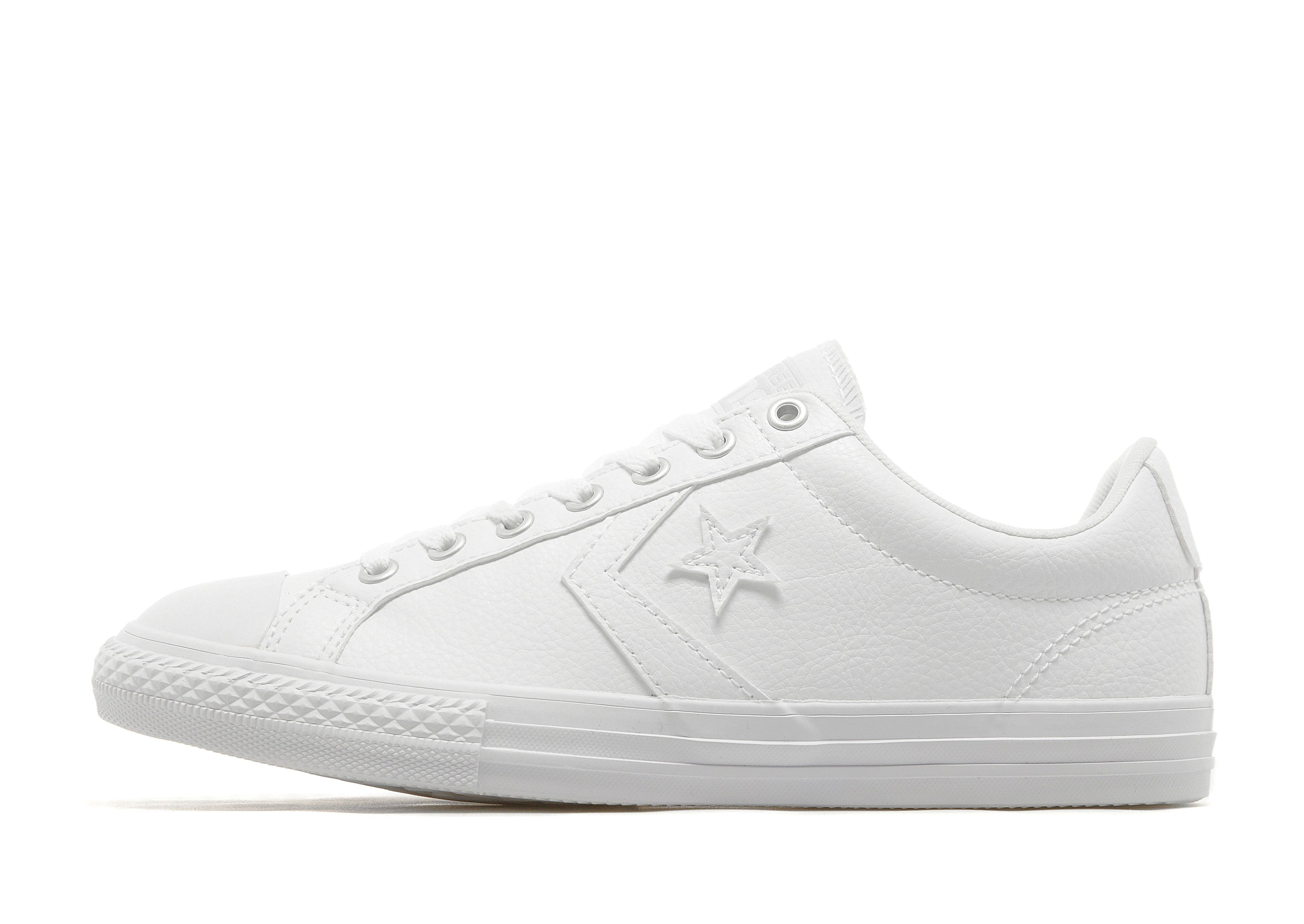 c31ca37a468 11 Reviews · Converse Star Player Ox Leather Junior .