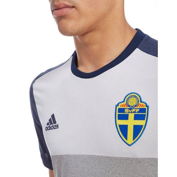 ... adidas Sweden 2016 Away Shirt ...