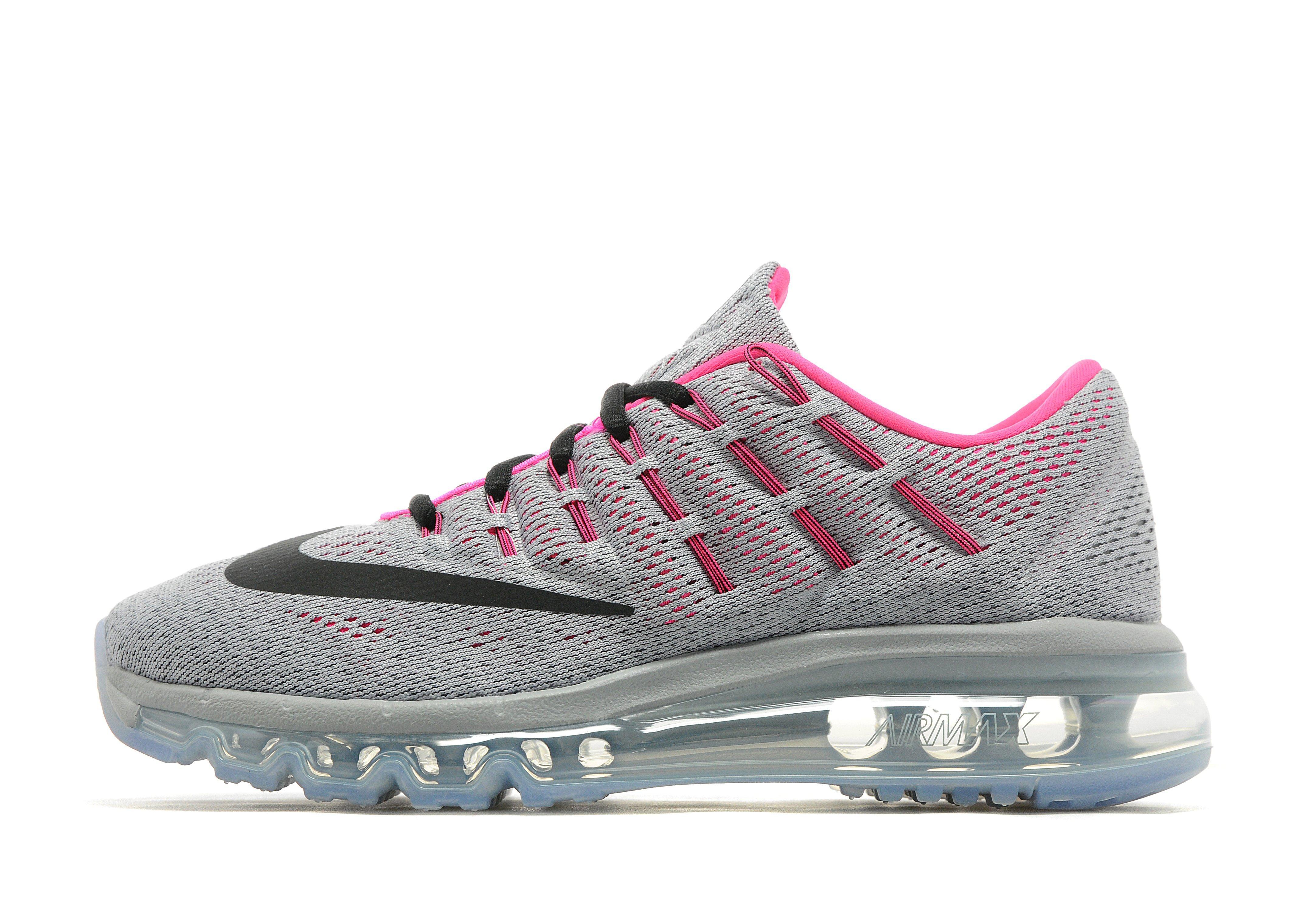 nike air max 2016 dames roze grijs