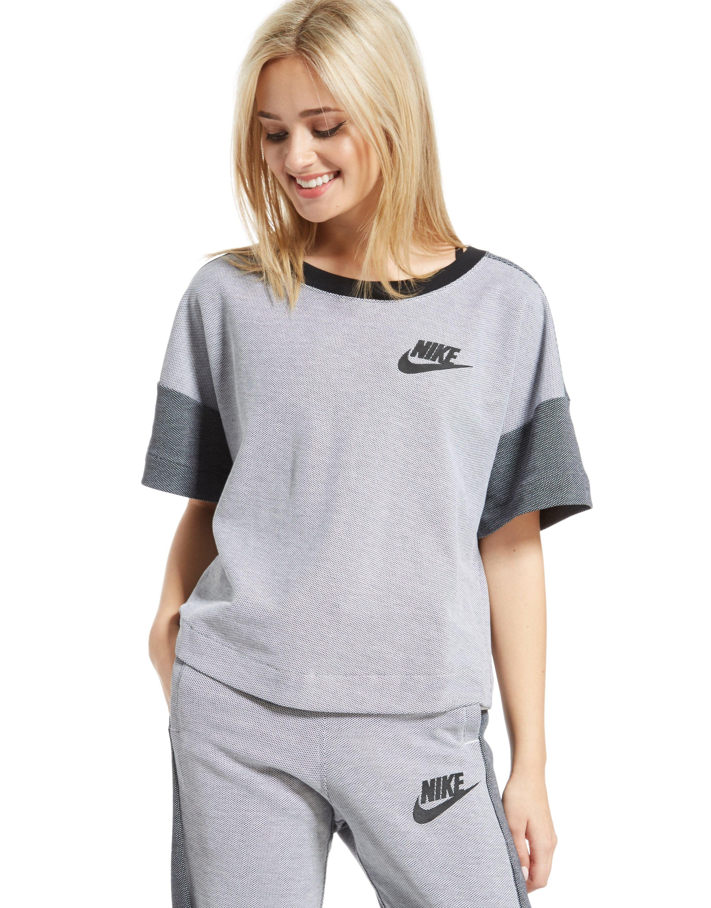 Nike Rally Plus Crew Top