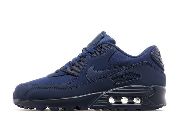Nike Air Max 90 Navy Blue beardownproductions.co.uk