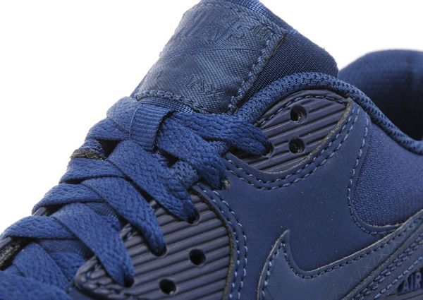 nike air max 90 junior blue