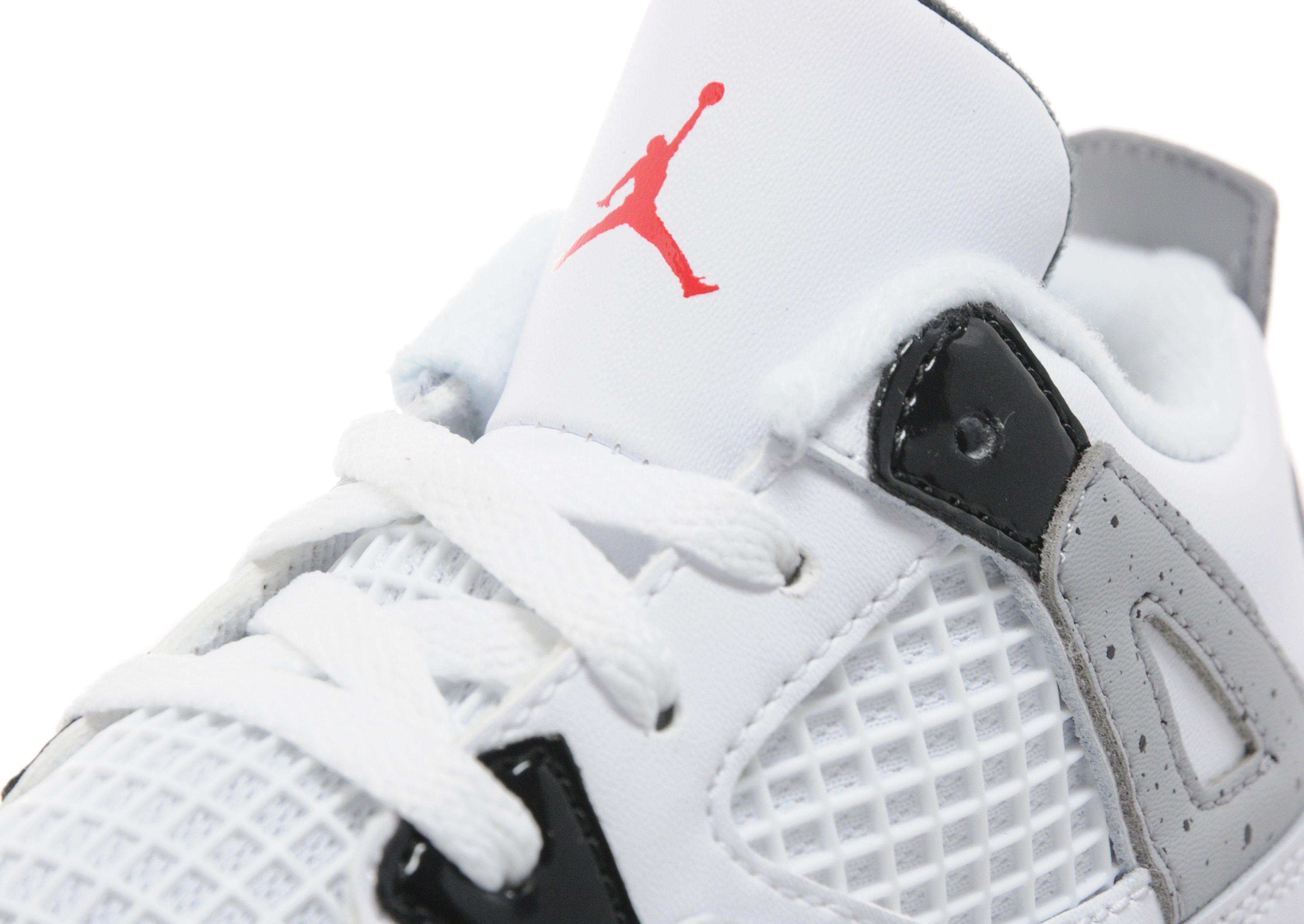 Jordan 4 Retro OG 'Cement' Infant