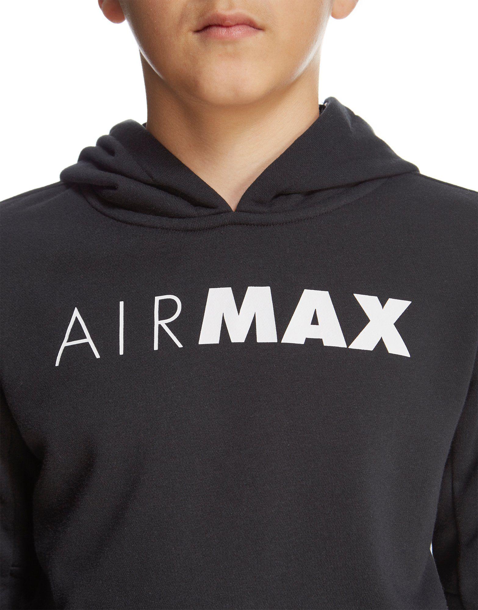 qwdzg Nike Air Max Overhead Hoody Junior | JD Sports