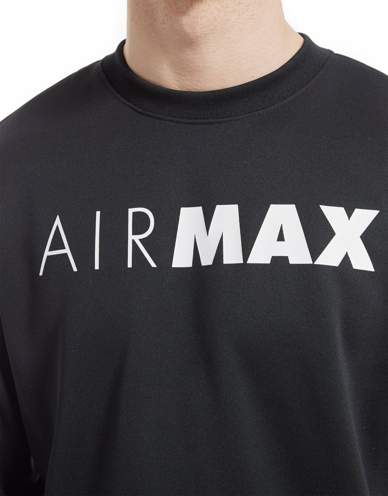 zhqmz Nike Air Max Crew Sweatshirt | JD Sports