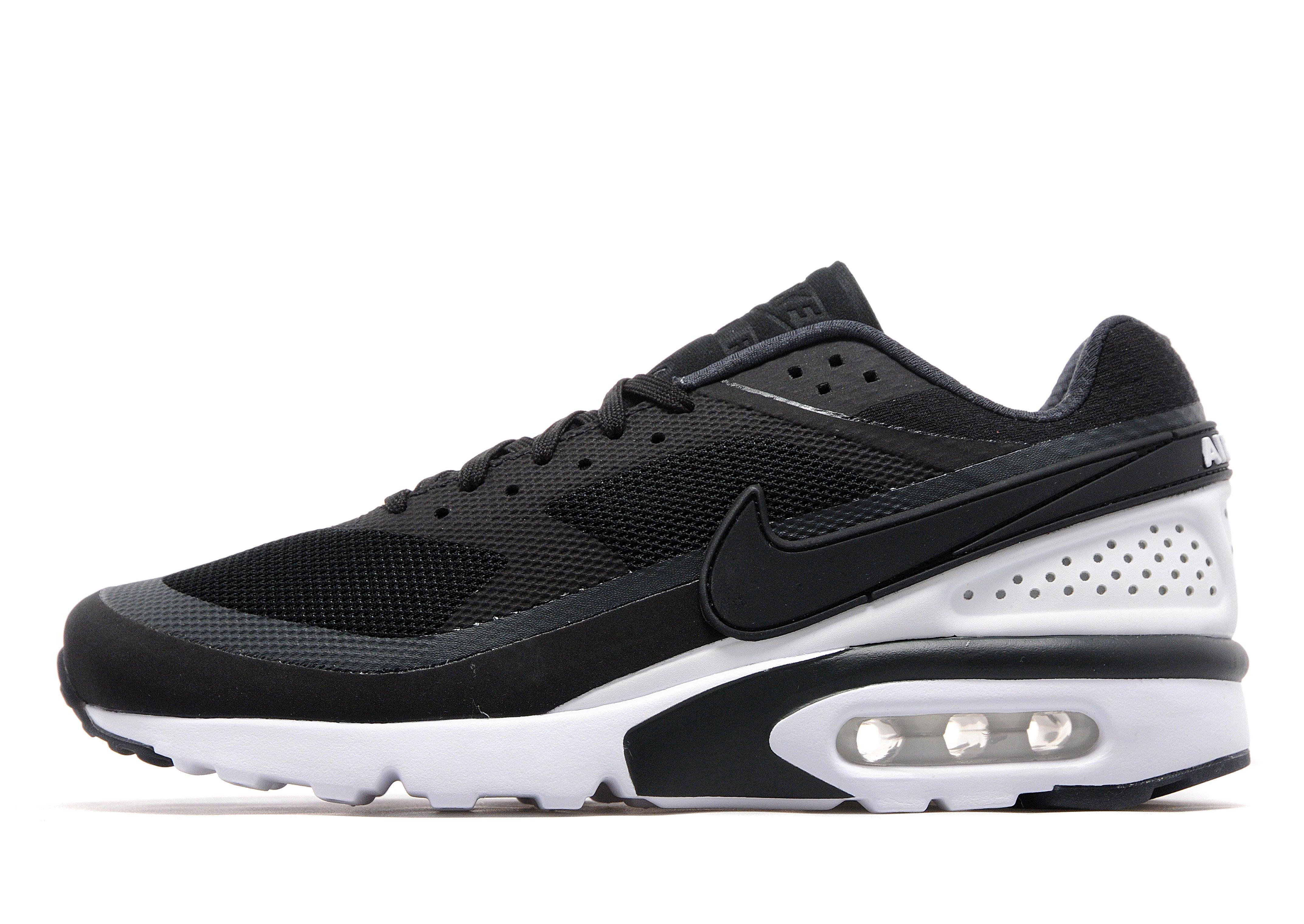 chaussures noir air bw vue max se nike air max bw ultra