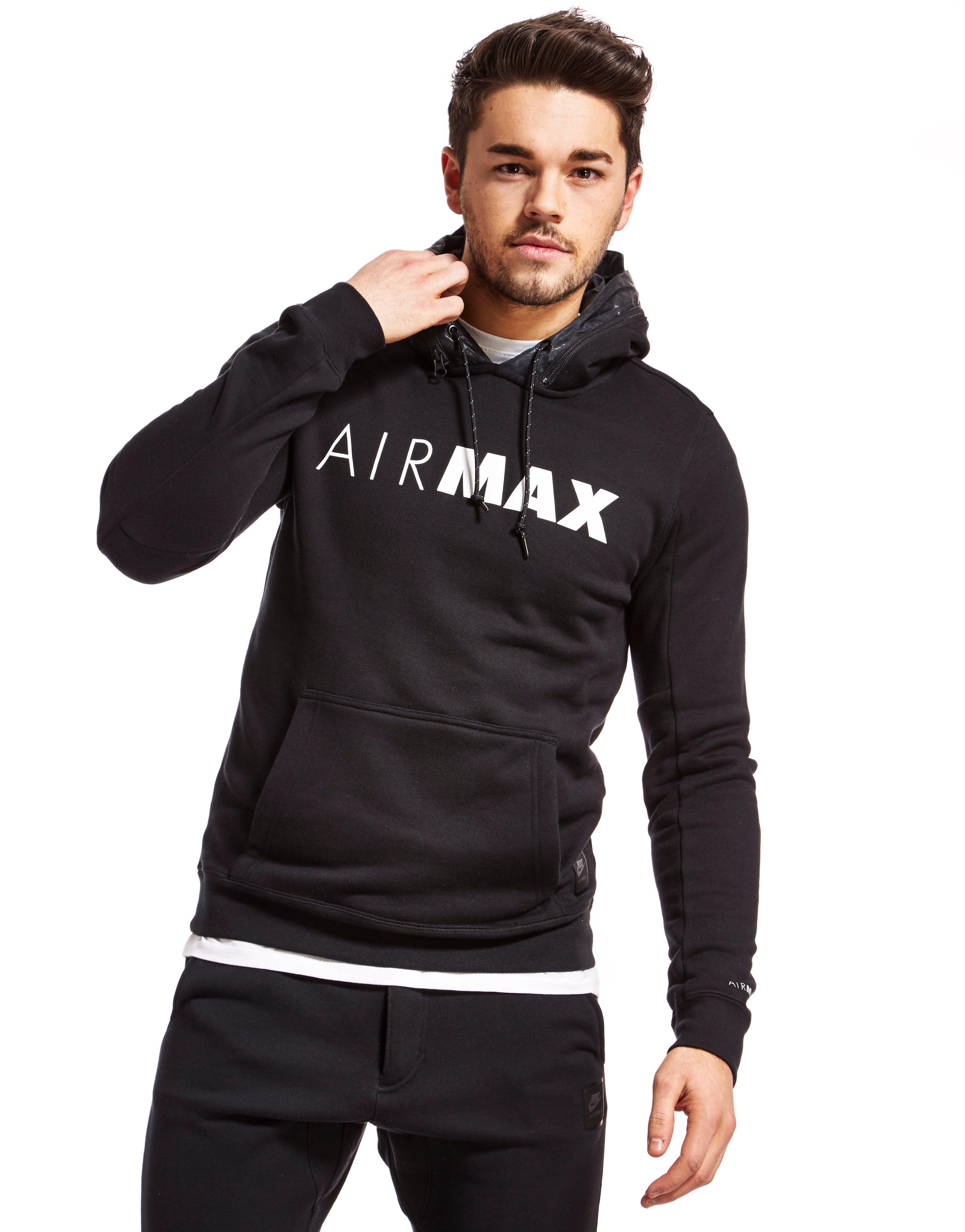 nike air max hoodie