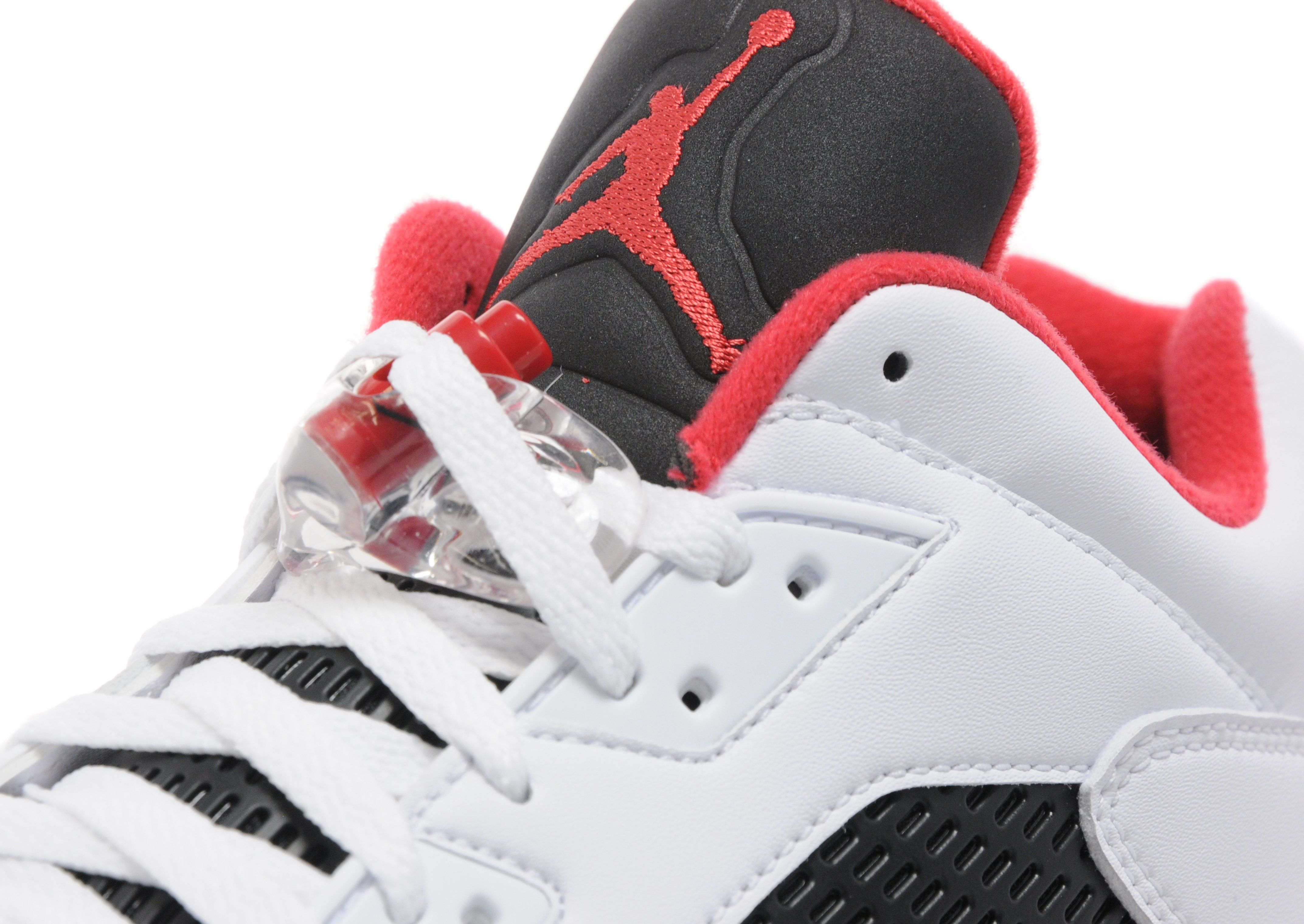 Jordan Air Retro V Low 'Fire Red'