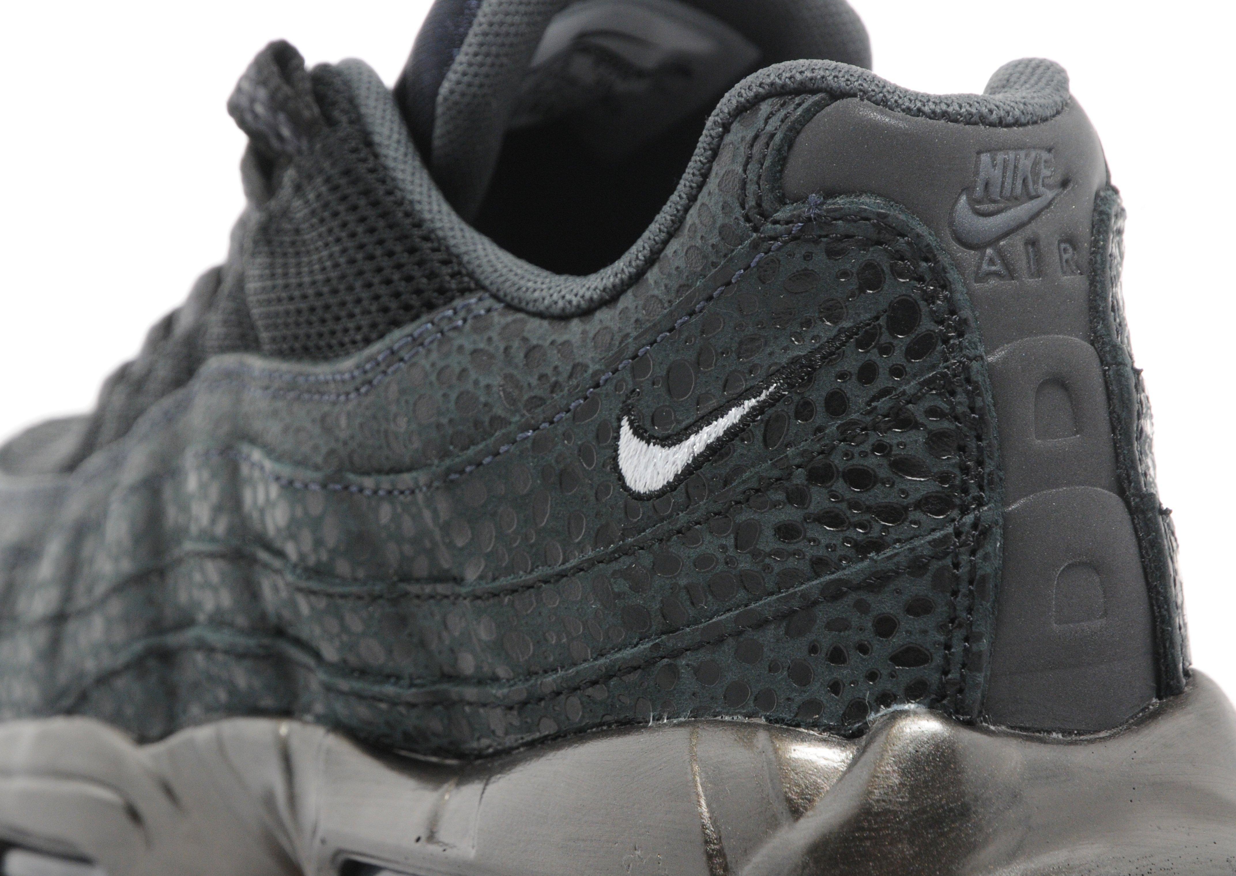Nike Air Max 95 Womens Black