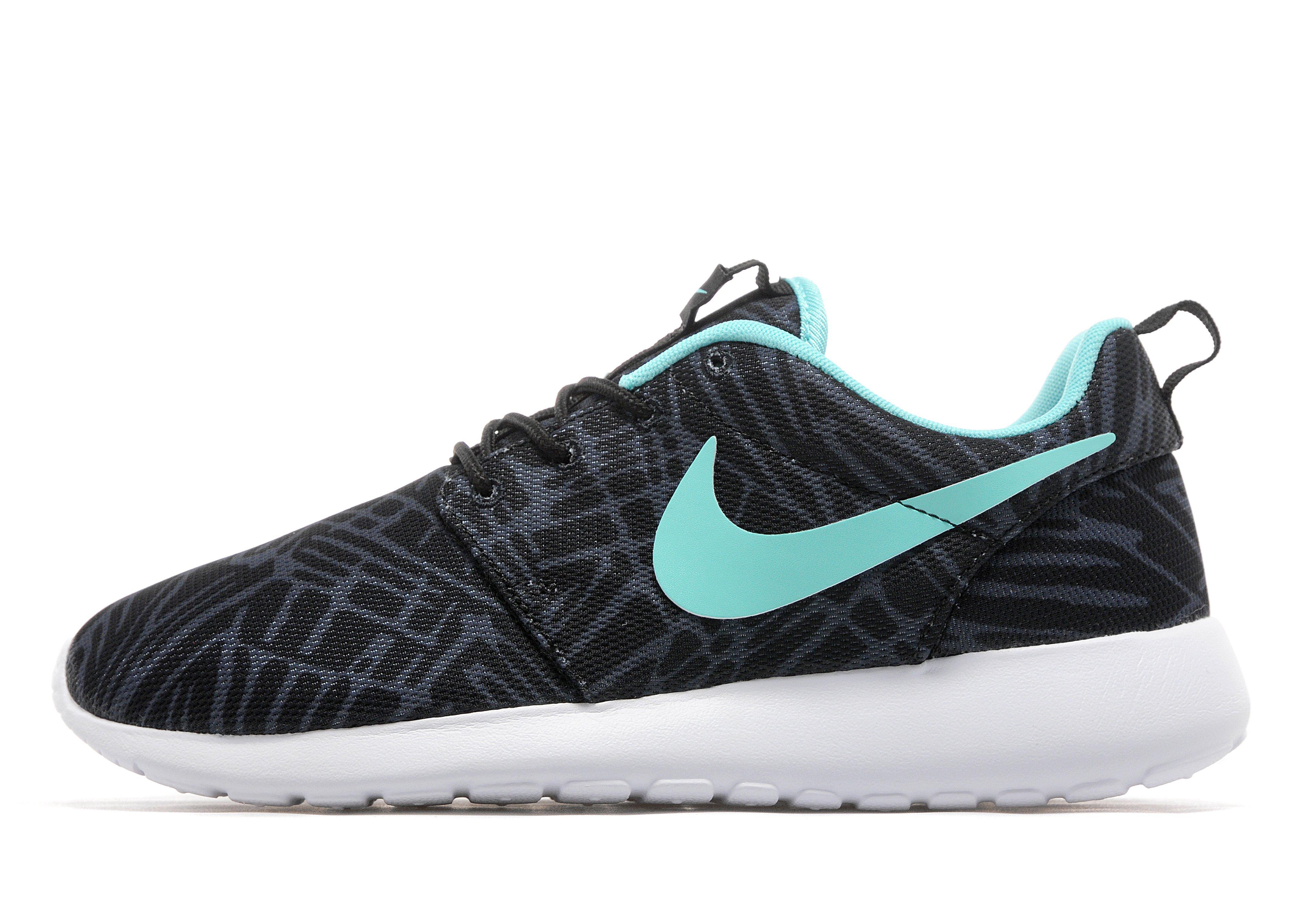 Nike Roshe Print Run Mens Uk Chandails Polo