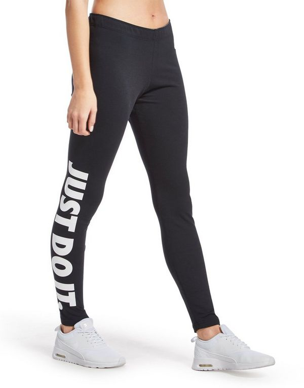 Popular 44 Off Nike Pants  NWT Special Edition Nike Just Do It Leggings From