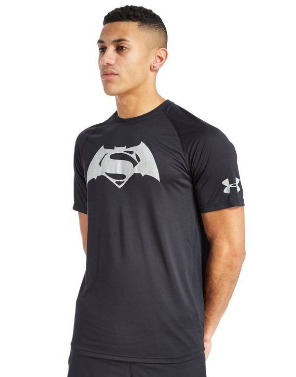Under Armour Transform Yourself Superman v Batman T-Shirt