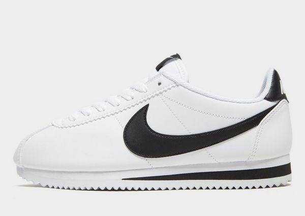 check out 6d0ee b0b68 Nike Cortez cuir pour femme