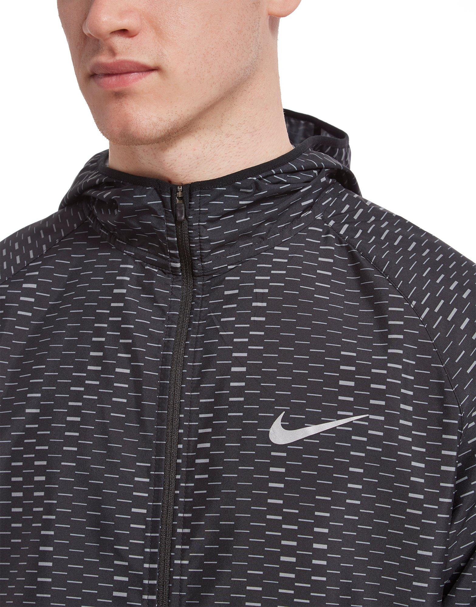 Nike racer men's running jacket
