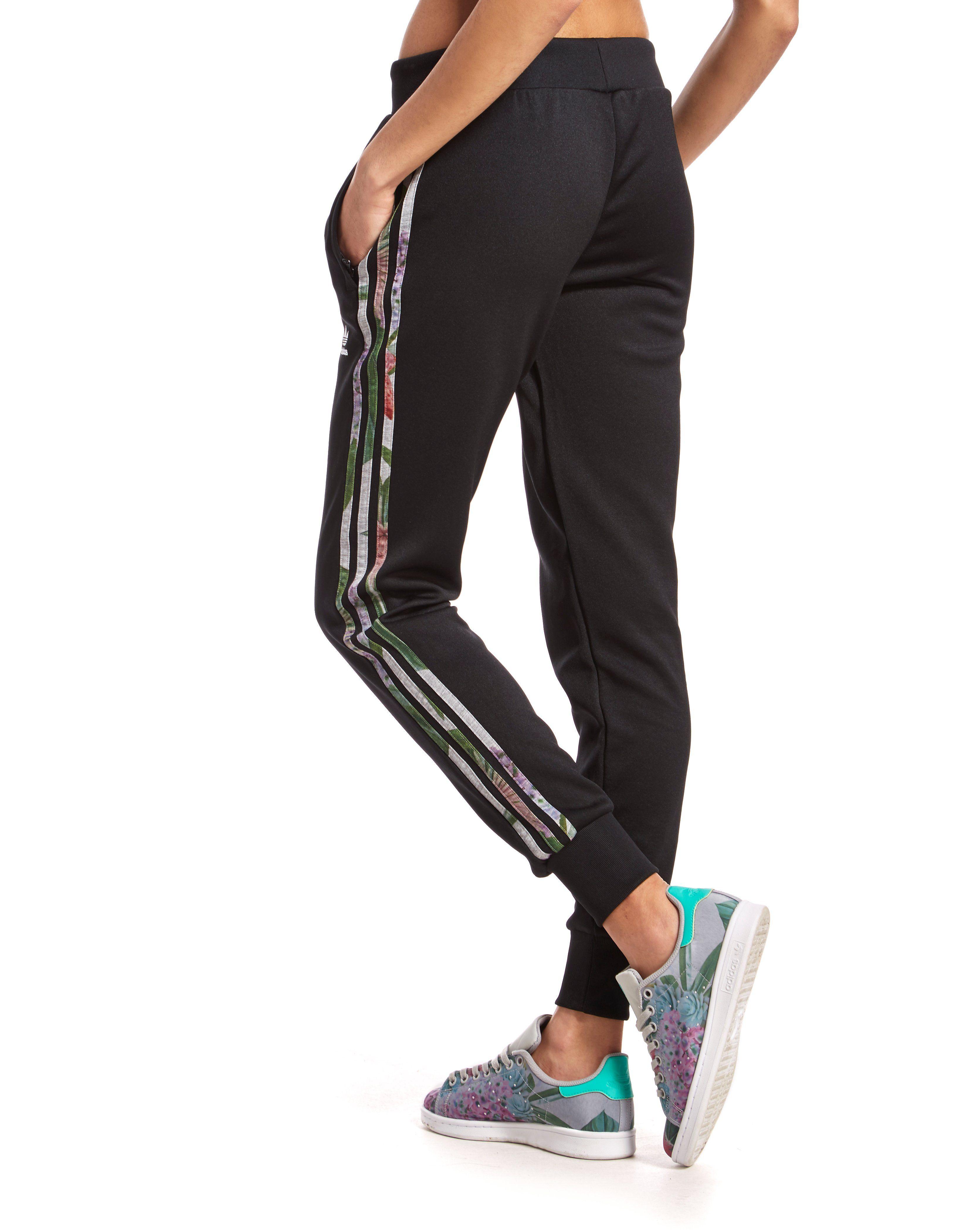 adidas Originals Track Pants Floral