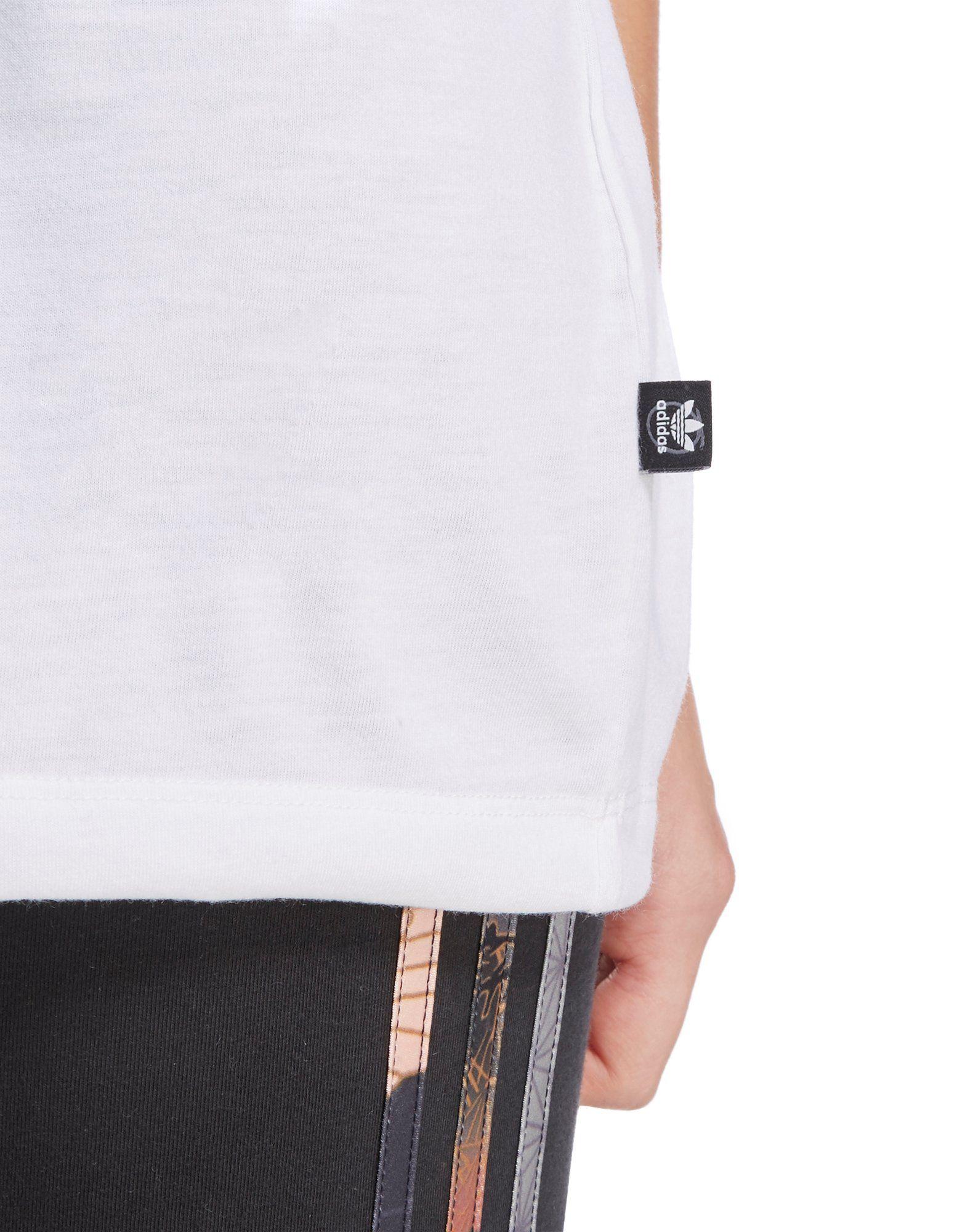 adidas Originals Rita Ora Boyfriend T-Shirt
