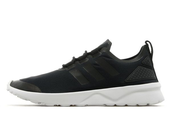 adidas schuh zx flux trainers black and copper
