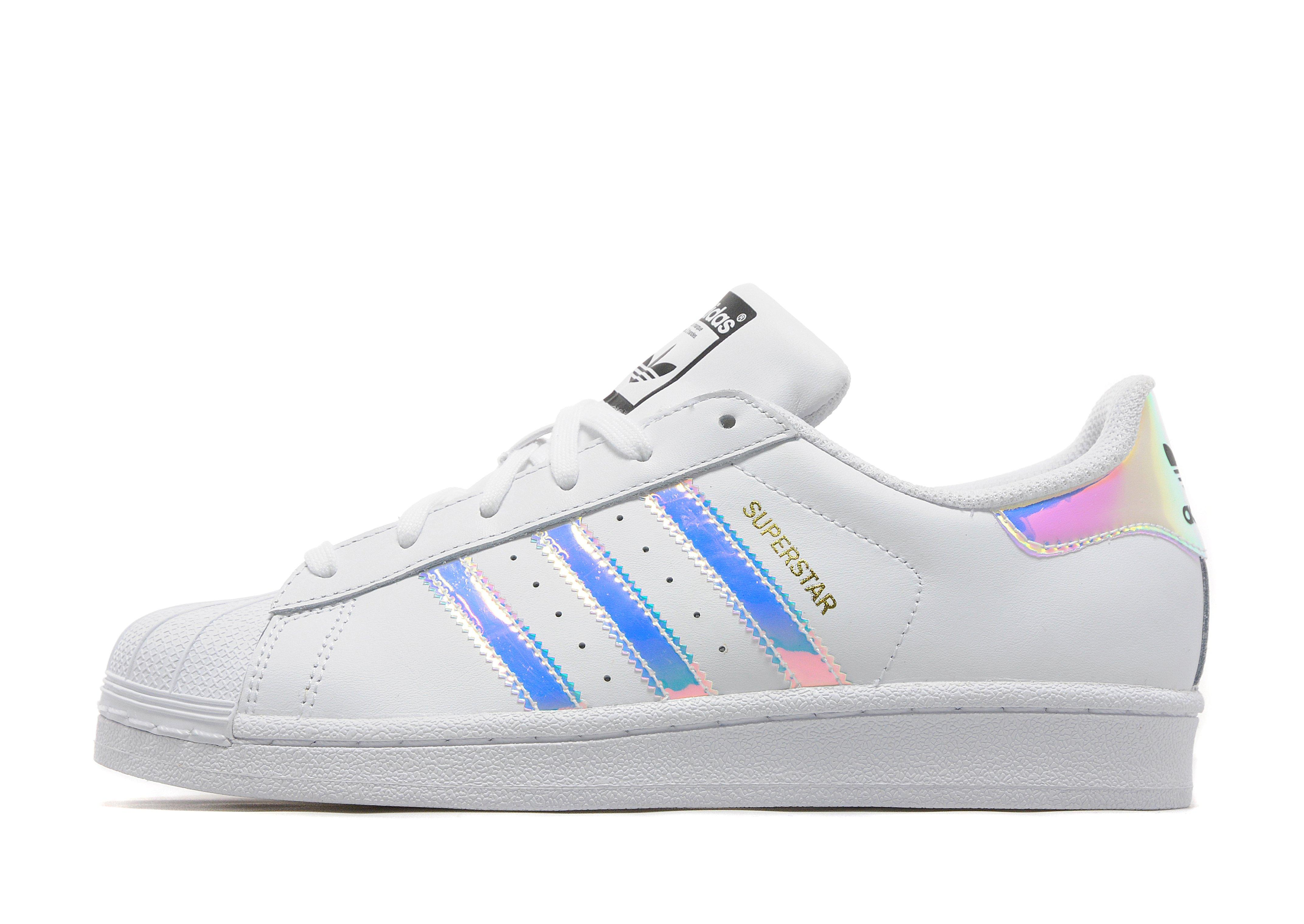 adidas superstar dames glitter