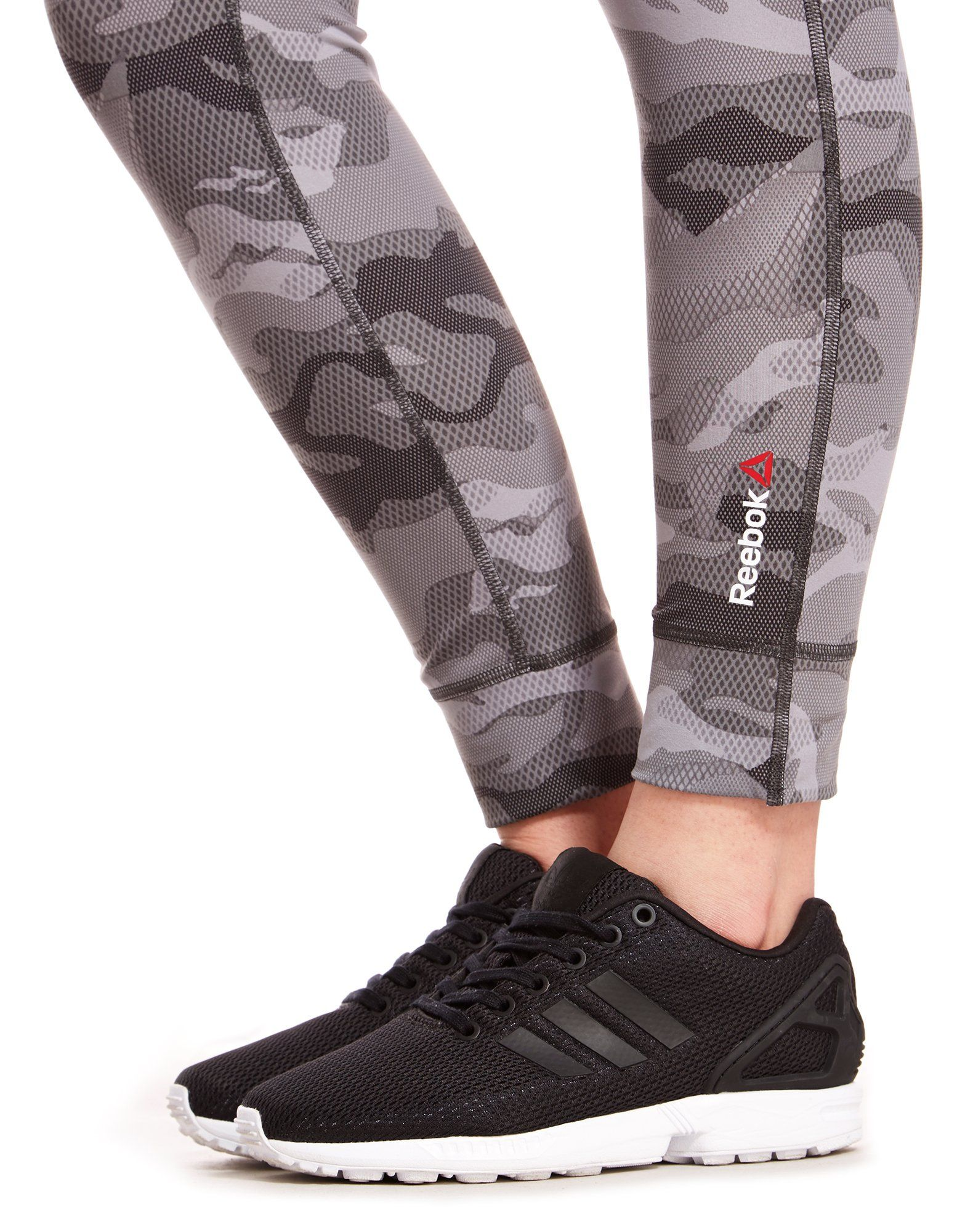 Reebok Nylux Camo Tights
